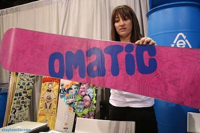 Omatic 2011 - The Angry Snowboarder