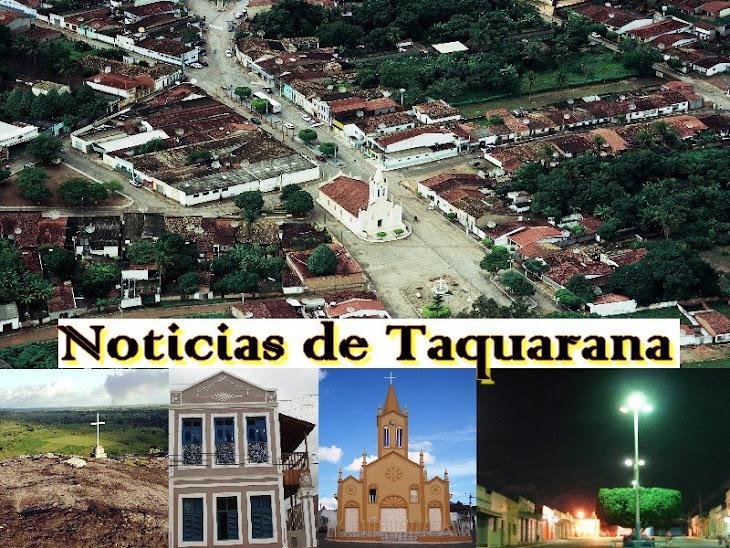 NOTÍCIAS DE TAQUARANA