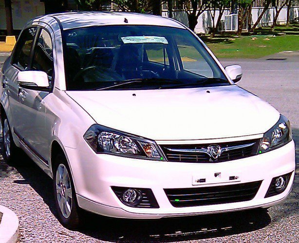 Your Automotive Online Gambar Full Proton Saga Blm Facelift