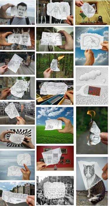 Invenções de Ben Heine