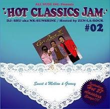 HOT CLASSICS JAM #02 / DJ SHU aka NK-SUNSHINE
