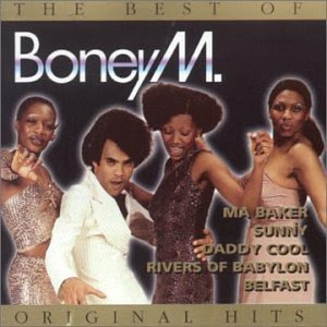 boney m one way ticket: