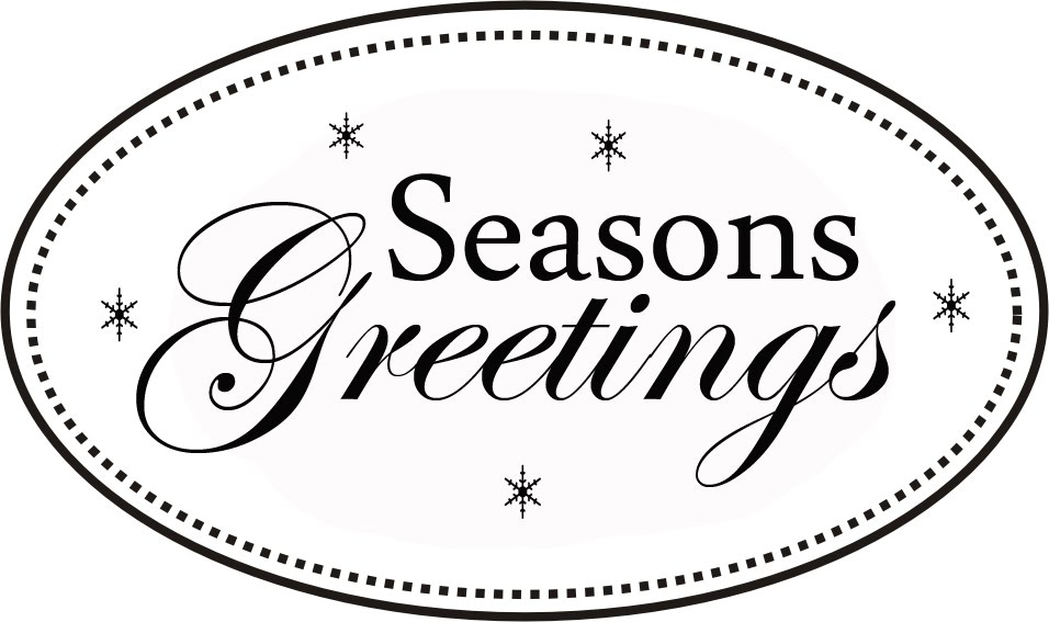 bizzy becs store blog freebie digis for you seasons greetings black and white clipart holiday season greetings clipart