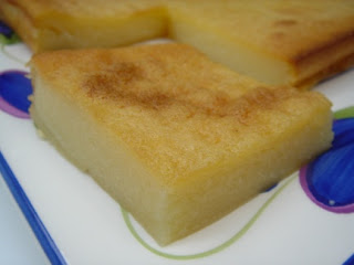 Yochana's Cake Delight! : Sweet Mochiko Butter Cake