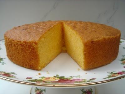 كعكة البرتقال