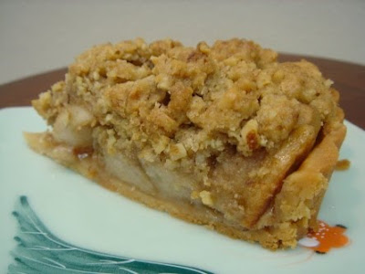 Apple Crumble Pie_Apple Pie_Apple Pie Cartoon