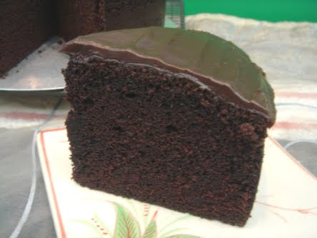 Yochana's Cake Delight! : Rich Moist Chocolate Cake