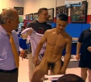 LEIGH REMEDIOS nude