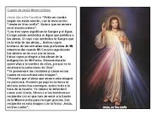 Cuadro de Jesus Miseriordioso