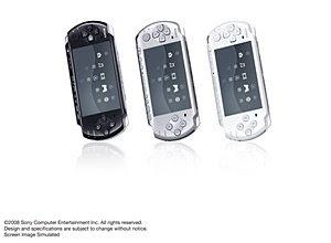 新型PSP発売PSP-3000