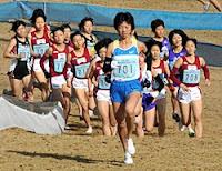 2008全日本びわ湖クロスカントリー大会