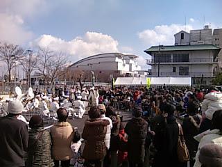 滋賀県警本部落成式
