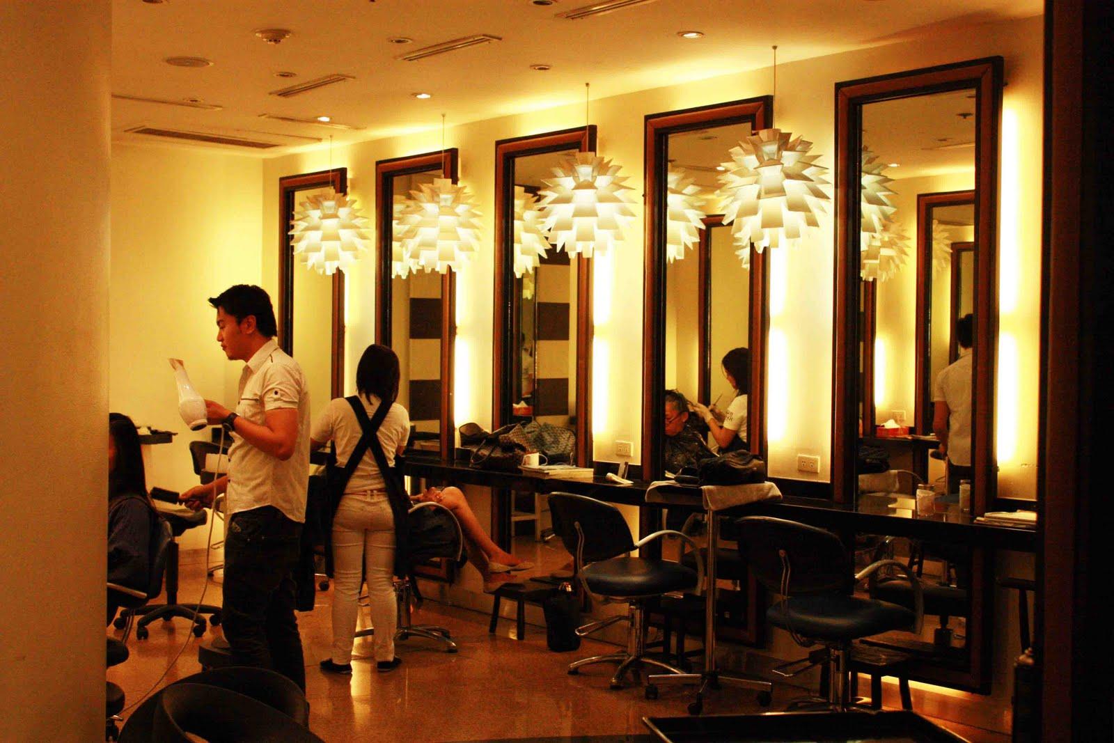 My toniguy essensuals salon experience arubaitofo Images