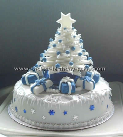 Cake Decorating Holidays Uk : Mommy Fleur: Me Likey Christmas Cakes!