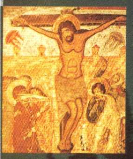 Christian religion Jesus Christ UFO crucifixion Painting  Free jesus Christ Crufixion Photos and Pictures