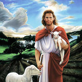 Famous Painting of Jesus with sheep Free Jesus Christ wallpapers and Pictures