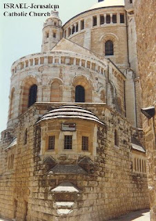 Nice Photo of Israel Jerusalem famous Catholic Church Free Jesus Christ -Christian Churches Wallpapers and Images
