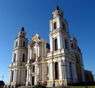 The famous Catholic Churches on Belarus Pictures Free Jesus Christ and Christian Churches Images and Pictures