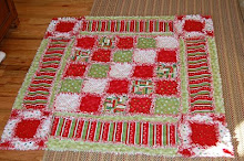 Winter Wonderland Rag Quilt