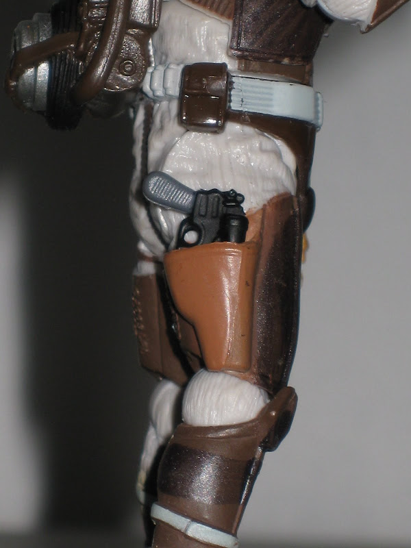 was glad to see Hasbro finally sculpt a fully functional holster  title=