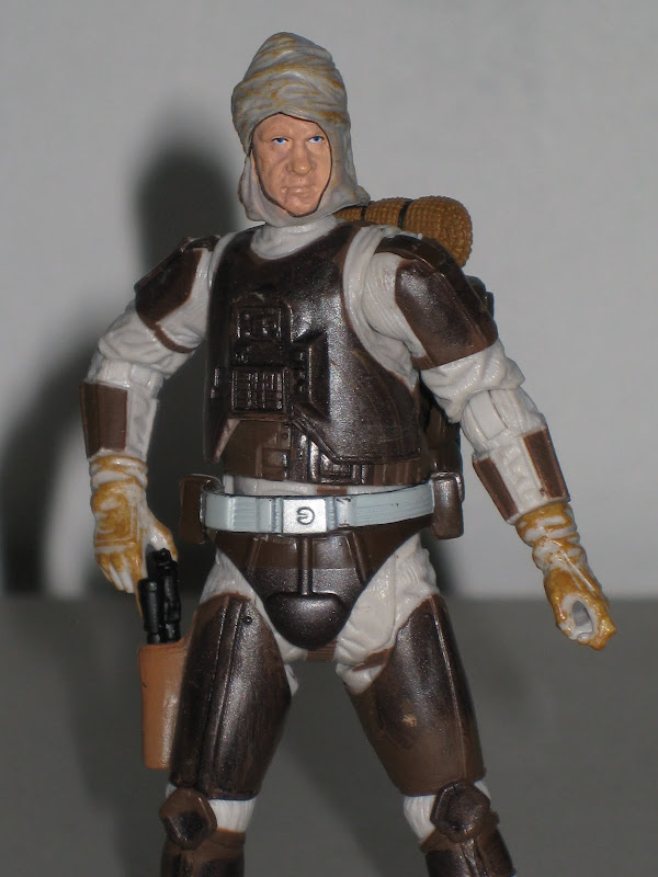 Star Wars: The Vintage Collection 2010: Dengar Figure Review title=