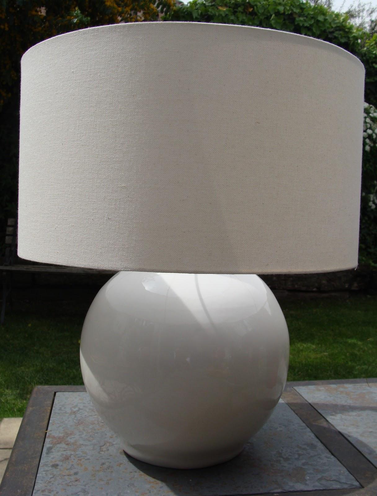Decoracion y regalos de matrimonio lamparas de ceramica - Lamparas de ceramica ...