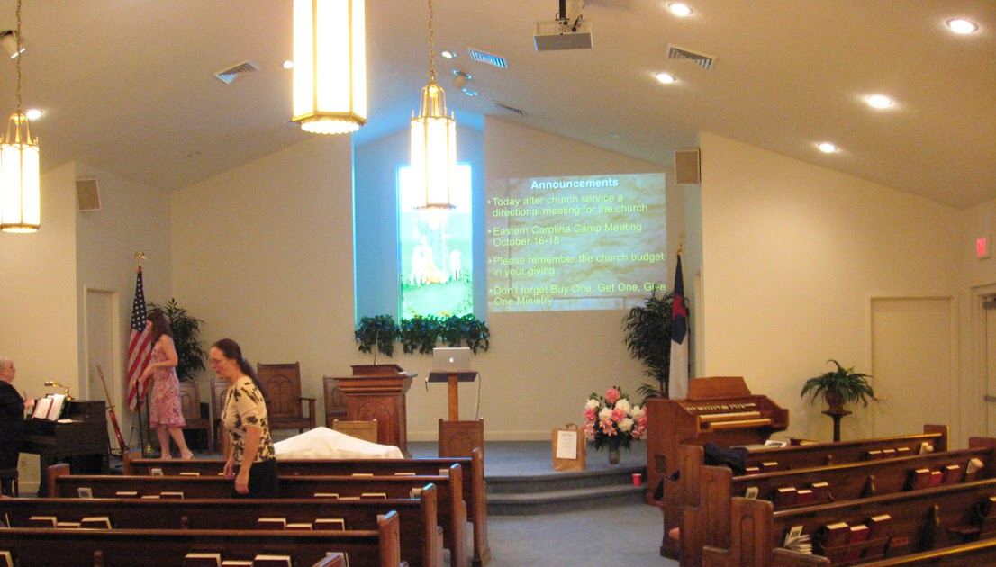 It's not Saturday worship, it's SABBATH worship! A visit to a Seventh-day Adventist church