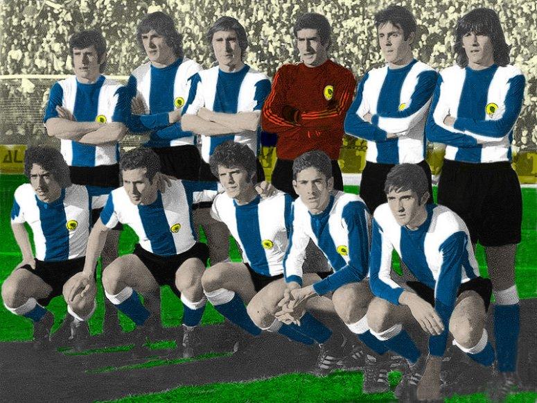 Míticos Hércules Club de Fútbol