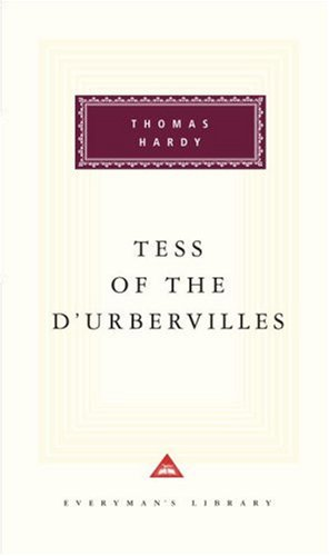 Tess of the durbervilles thesis