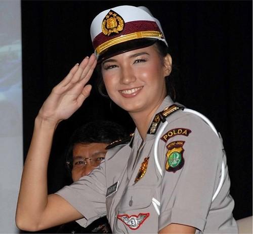 Air force dress uniform women