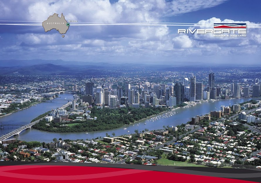 Destination Brisbane The River City Queensland Australia