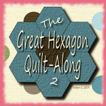 The Great Hexagon Quilt Along - Too