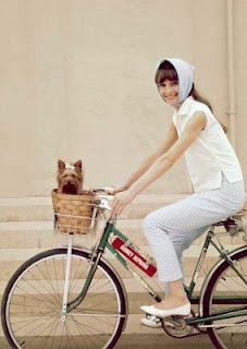 audrey rides too