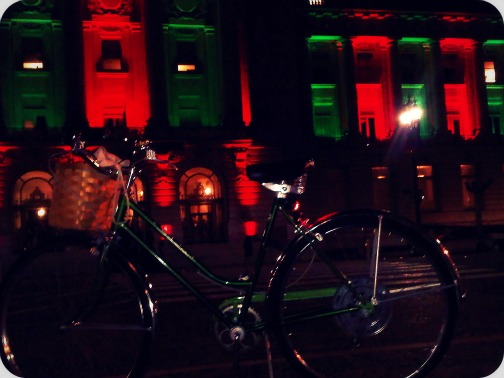 christmas at city hall...
