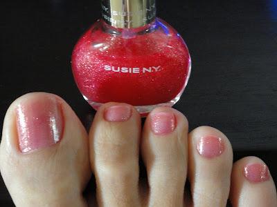 Susie N.Y Nail Polish