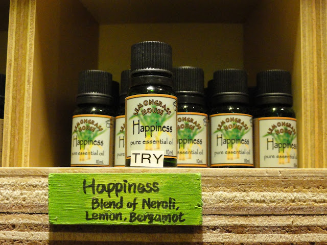 Lemongrass House essential oil
