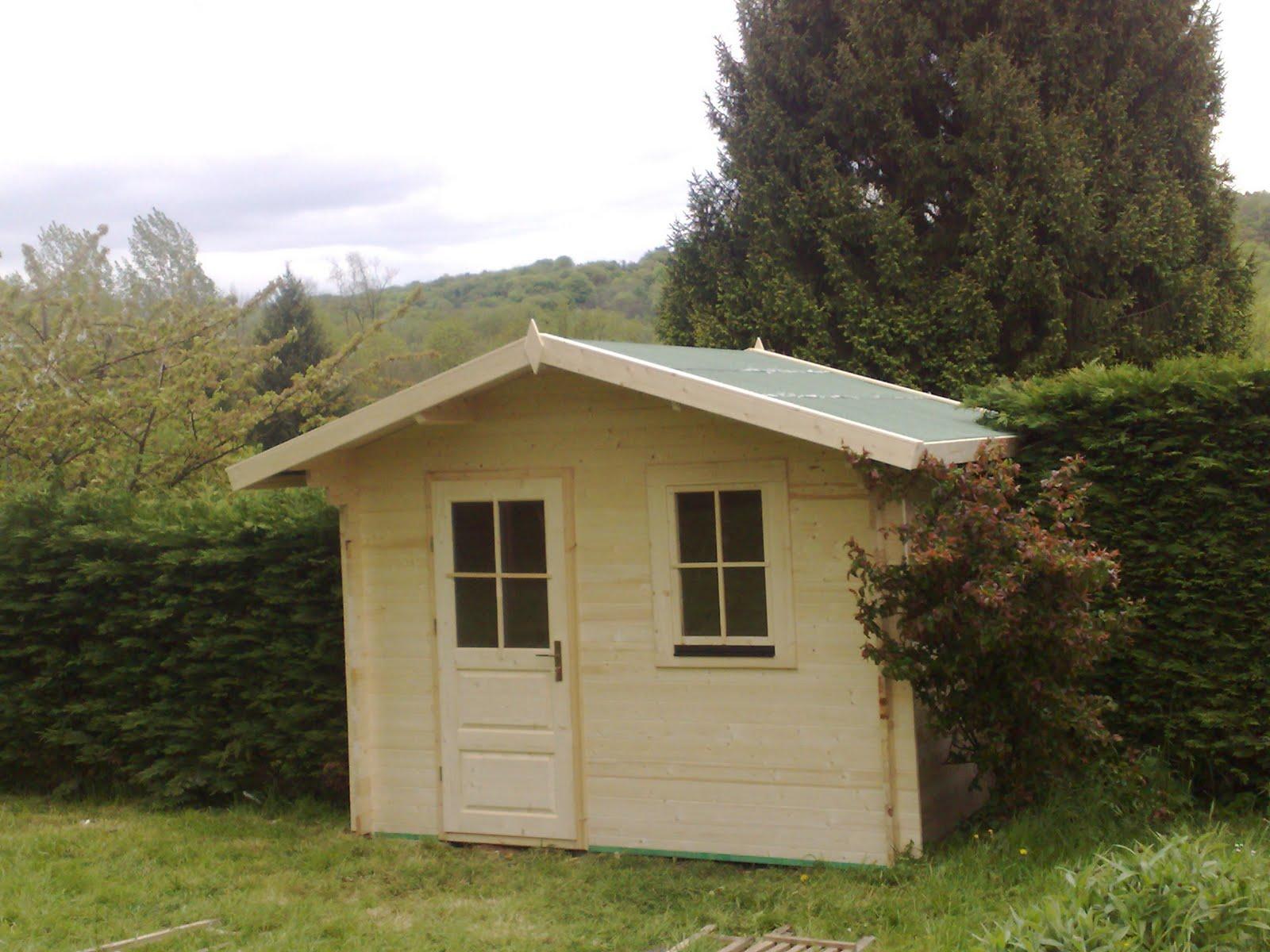 Bienvenue chez amexd co abri de jardin de 4m jusqu 39 a 12m for Abri chalet bois