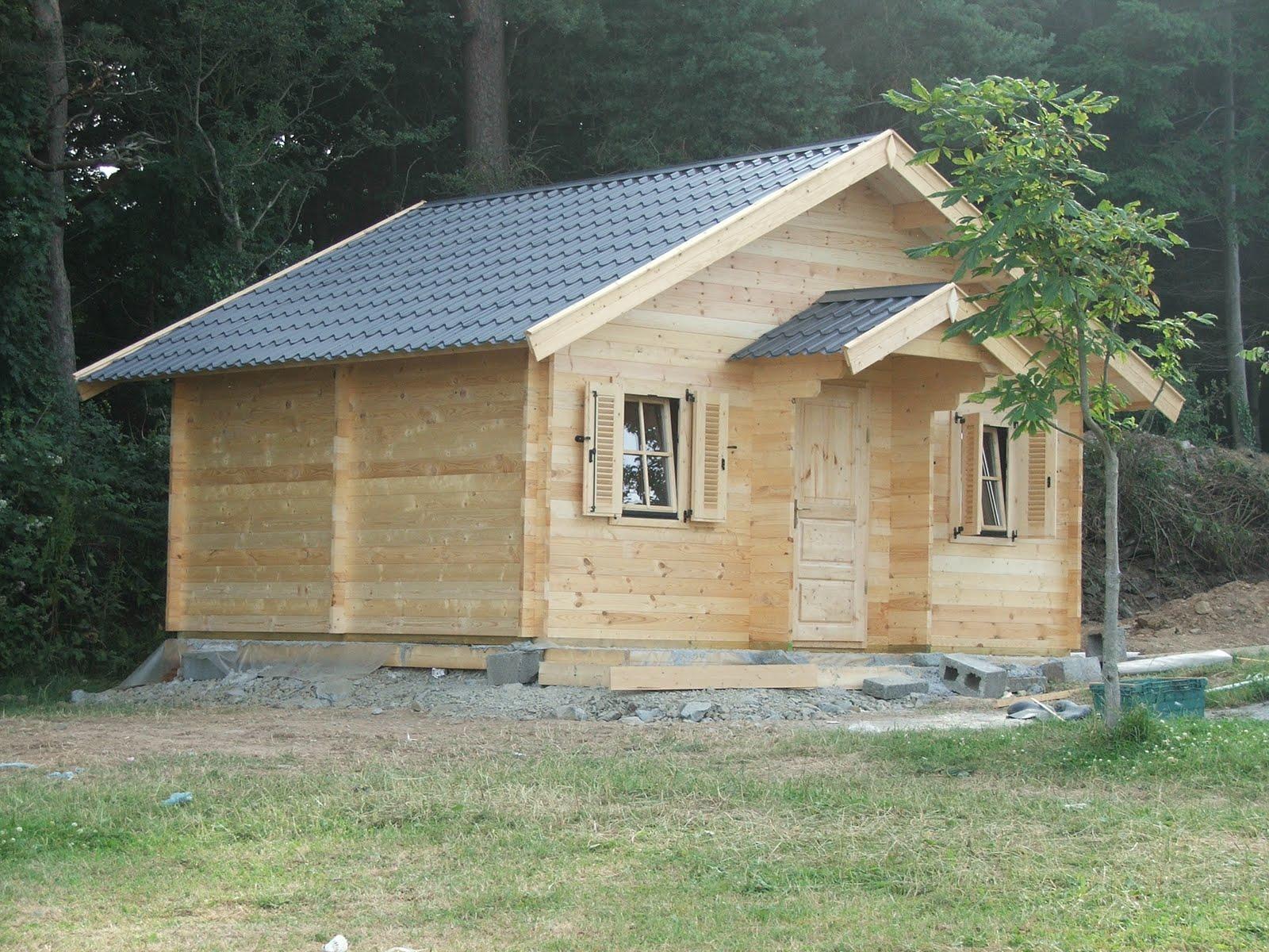 Bienvenue chez amexd co habitation legere de loisirs for Habitation legere de loisir