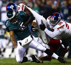 Giants at Eagles: Philly will Keep the Pressure on, squeak out a Victory