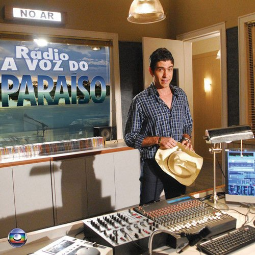 Novelas Globo - R�dio A Voz Do Para�so