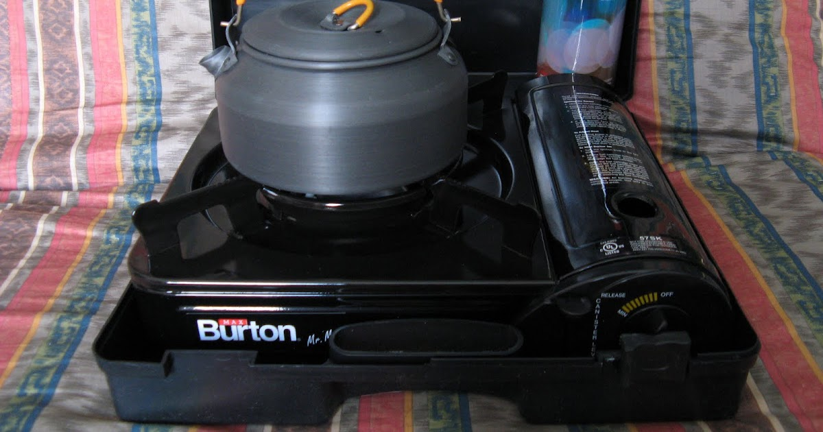 FALIA REVIEWS: Portable Butane Stove & Cookware