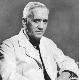 SHAON for everyone: Biography of Sir Alexander Fleming