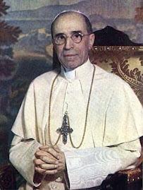 Venerable Siervo de Dios Pío XII, Papa