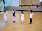 Bella's dance class