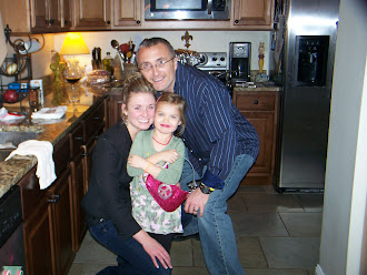 Uncle Rich, Aunt Lisa and Bella