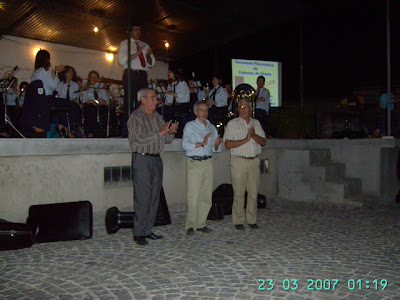 Presidente da camara de Carregal do Sal e o presidente da junta de BEIJÓS