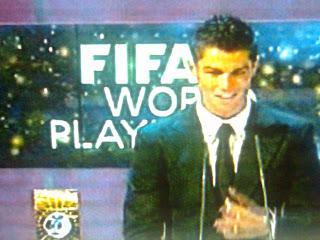 Melhor do mundo C. Ronaldo