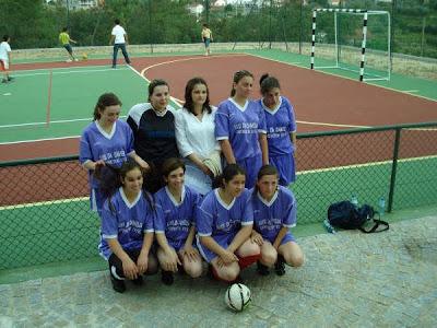 1ª equipa feminina de Pardieiros