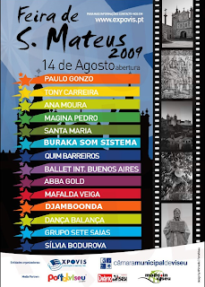 Feira de S. Mateus 2009