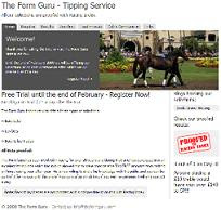 The Form Guru - Tipping Service